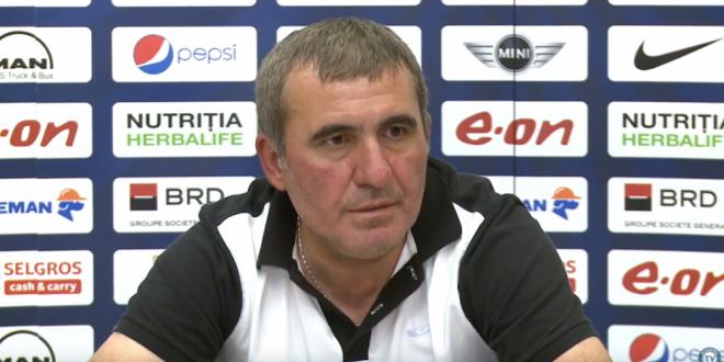 Uitati-va si voi la Steaua si Dinamo, imi vine sa rad! Echipele astea ar trebui sa fie ca Real si Barca . Cum vede Gica Hagi dezastrul celor mai titrate echipe din Romania