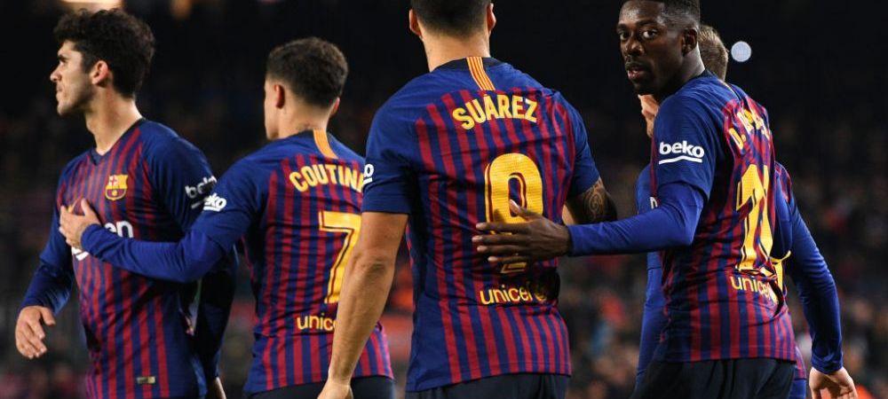 """Asta le mai trebuia! Dupa Messi si Suarez, Barca a mai ramas fara o supervedeta: """"S-a accidentat si sta 5 saptamani"""""""