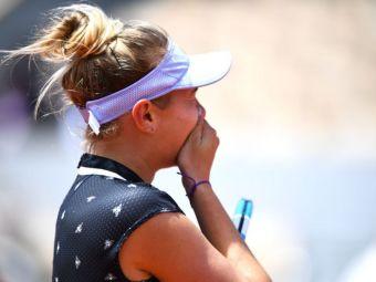 MOMENT SOCANT la AO | Numarul 24 WTA a inceput sa planga si a plecat imediat din sala de conferinte dupa acest ABUZ EMOTIONAL