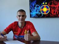 ULTIMA ORA   FCSB l-a adus pe bulgarul Chorbadzhiyski de la TSKA Sofia! Jucatorul de 24 de ani a semnat astazi: cat plateste Becali
