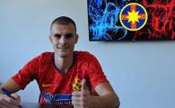 FCSB l-a adus pe bulgarul Chorbadzhiyski de la TSKA Sofia! Jucatorul de 24 de ani a semnat astazi: cat plateste Becali