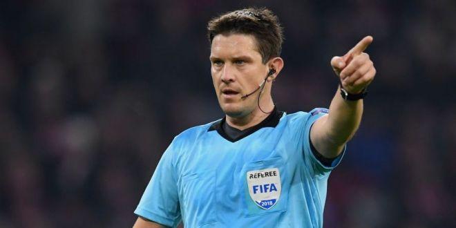 FCSB - VITORIA GUIMARAES JOI 21:30 PRO TV   Un arbitru care a mai condus FCSB-ul in grupele Ligii Campionilor, trimis de UEFA la Giurgiu!