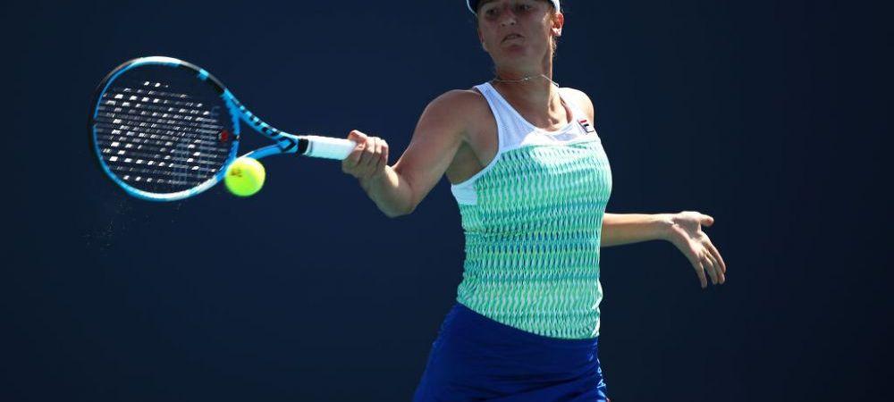 Irina Begu e IN FINALA la Indian Wells! | Pana pe ce loc ar putea urca in clasamentul WTA daca va castiga trofeul