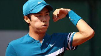"""""""Pentru mine, tenisul e supravietuire!"""" Moment istoric: primul jucator surd care castiga un meci in circuitul ATP! Povestea lui Duckhee Lee"""