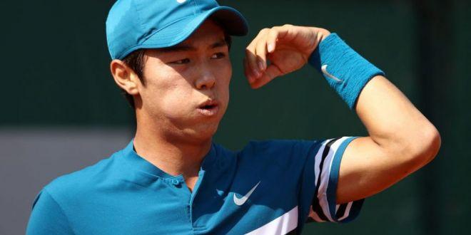 Pentru mine, tenisul e supravietuire!  Moment istoric: primul jucator surd care castiga un meci in circuitul ATP! Povestea lui Duckhee Lee