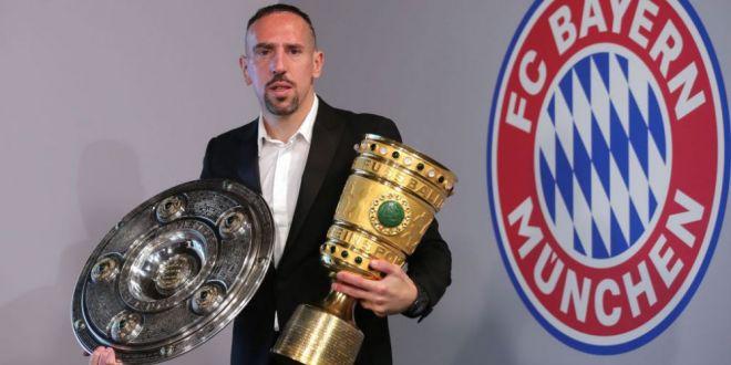 ULTIMA ORA: Ribery face vizita medicala! Va fi rival cu Ronaldo in Serie A! Cu cine semneaza francezul de 36 de ani