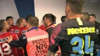 EXCLUSIV | Ce s-a intamplat in vestiarul FCSB-ului aseara! Narcis Raducan confirma ca mai multi jucatori au sarit de pe scaune!