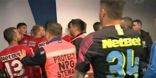 EXCLUSIV   Ce s-a intamplat in vestiarul FCSB-ului aseara! Narcis Raducan confirma ca mai multi jucatori au sarit de pe scaune!