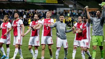 APOEL - AJAX 0-0 | Meci modest pentru Razvan Marin in Cipru: a fost inlocuit in minutul 62 | LASK 0-1 Brugge
