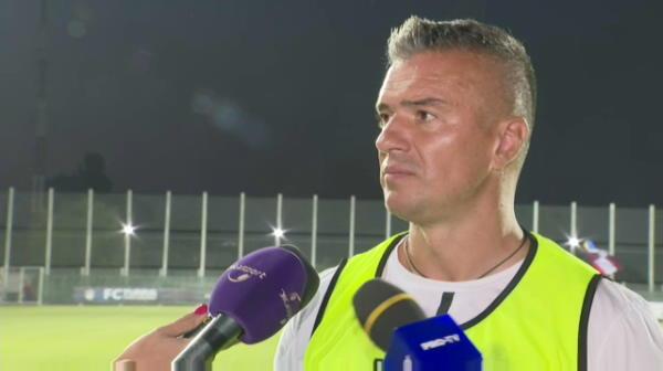 """""""Sa planga inainte de meci sau la pauza, acum degeaba se plange!"""" Pancu, NEGRU de suparare dupa prima infrangere pentru Rapid"""