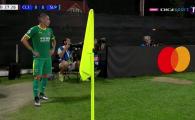 """CFR-ul a dominat repriza a doua! Bine ca ne-a scos portarul la penalty!"" Stanciu dupa ce a invins CFR-ul"