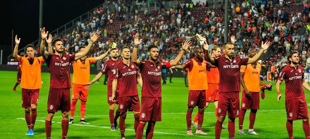 """CFR CLUJ - SLAVIA PRAGA 0-1   """"Nu e nimic pierdut, mergem la Praga sa ne calificam!"""" Reactiile jucatorilor de la CFR dupa infrangerea din tur! Ce au zis Deac, Tucudean si Camora"""