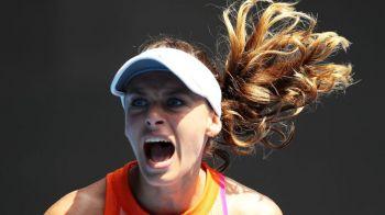 Victorie incredibila pentru Ana Bogdan in turul 1 al calificarilor la US Open! Romania poate avea 7 jucatoare pe tabloul principal