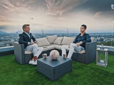 "Cristiano Ronaldo, SOC TOTAL pentru fani: ""E posibil sa ma RETRAG anul viitor!"" Anuntul portughezului"