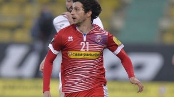 Surpriza uriasa! Dinamo il aduce, in sfarsit, pe Diego Fabbrini! Italianul va semna pe un an