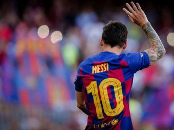 Vestea pe care o asteptau toti fanii Barcei! Cand revine Messi dupa accidentarea care l-a facut sa rateze startul de sezon