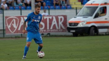 """Primele declaratii ale lui Balasa dupa ce a plecat de la FCSB la Universitatea Craiova: """"Ma bucur ca am ajuns aici!"""" Mesajul pentru fosta echipa"""