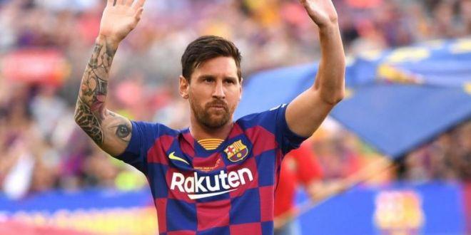 Bad boy  Messi! Asa a aparut la antrenamentul Barcelonei. Cum arata argentinanul cu noul look. FOTO