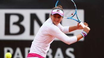 Gabriela Ruse, la un meci de calificarea pe tabloul principal la US Open! Irina Begu a fost eliminata in calificari