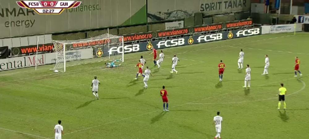 FCSB - VITORIA GUIMARAES 0-0 | FCSB a avut gol anulat si bara! Coman a ratat incredibil in prima repriza, Adi Popa a avut sansa lui in partea a doua. TOATE FAZELE VIDEO