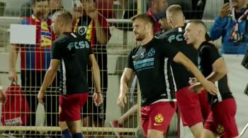 "FCSB 0-0 GUIMARAES | ""Ne-am speriat de ei, dar nu erau de speriat! Avem sanse mari de calificare!"" Pintilii dupa 0-0 cu Vitoria: ""Mai aducem 3 sau 4 jucatori"""