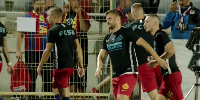 FCSB 0-0 GUIMARAES |  Ne-am speriat de ei, dar nu erau de speriat! Avem sanse mari de calificare!  Pintilii dupa 0-0 cu Vitoria:  Mai aducem 3 sau 4 jucatori