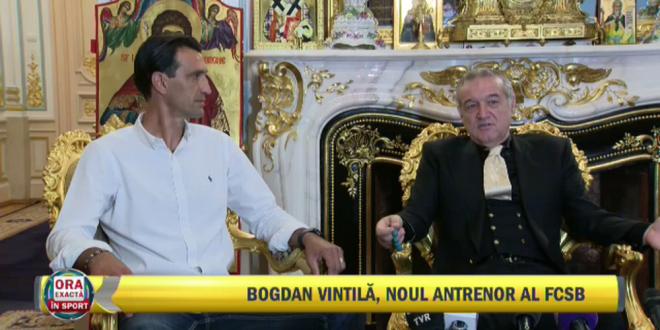 BREAKING NEWS | Becali pregateste doua transferuri:  Sunt jucatori de nationala!  Reactia lui Vintila cand Becali a anuntat ca trei jucatori sunt OUT