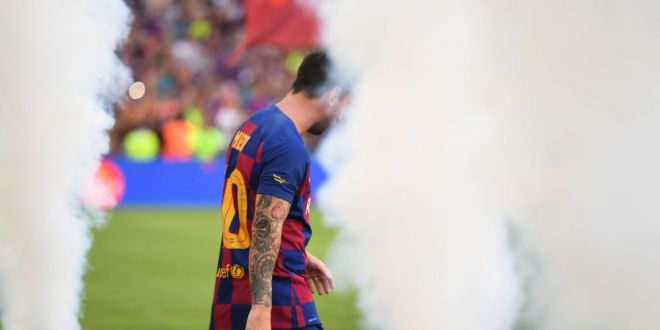 Rupe-i picioarele lui Messi!  L-a injurat pe starul Barcei pe net iar acum au devenit colegi! Cum a explicat mesajele jucatorul transferat in aceasta vara