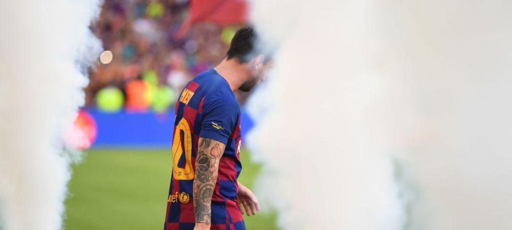 """""""Rupe-i picioarele lui Messi!"""" L-a injurat pe starul Barcei pe net iar acum au devenit colegi! Cum a explicat mesajele jucatorul transferat in aceasta vara"""