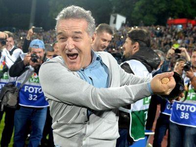 """Cine e jucatorul de nationala pentru care Becali negociaza chiar acum! Narcis Raducan a recunoscut: """"Patronul m-a intrebat de el! N-ar fi doar o lovitura de imagine!"""""""