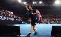 Ajuns pe locul 329 ATP, Andy Murray va juca la turneul challenger detinut de Nadal, in timp ce la Flushing Meadows se va juca US Open