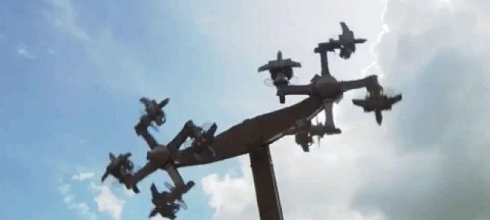 Ce s-a intampla dupa ce un parc de distractii din Germania si-a dat vizitatorii in Svastici imense!
