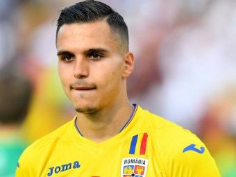 ULTIMA ORA: Cristi Manea, dueluri cu Ronaldo si Dybala in Serie A! S-a aflat numele echipei cu care negociaza internationalul roman