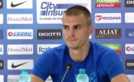 """""""Patronul a venit ieri in vestiar, mie doar atat mi-a spus"""". Bulgarul Chorbadzyiski, primele impresii dupa venirea la FCSB! Ce spune despre atmosfera din vestiar"""