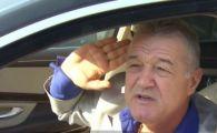 Gigi Becali a descins in cantonamentul FCSB-ului! L-a prezentat jucatorilor pe Arges Vintila, apoi i-a certat! Ce le-a spus
