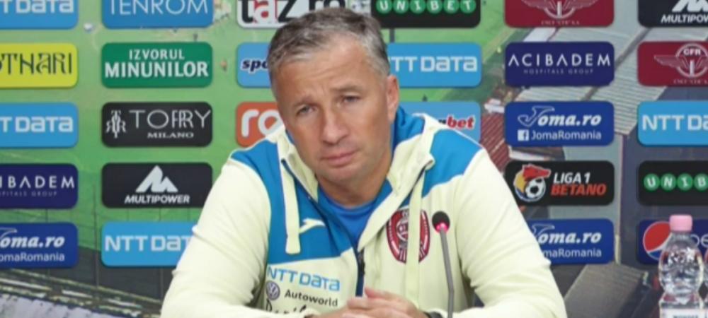 """Inca un meci in care Dan Petrescu intalneste """"echipa care joaca cel mai bun fotbal"""" :)) Antrenorul CFR-ului: """"Au dominat toate meciurile!!!"""""""