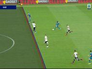 Premiera MONDIALA: Ronaldo, gol anulat pentru ca era cu PARUL in offside! Ce s-a intamplat