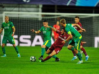 Slavia a batut chiar mai convingator decat CFR-ul! Cu Baluta titular, cehii s-au distrat in campionat inaintea returului din Play Off-ul UCL