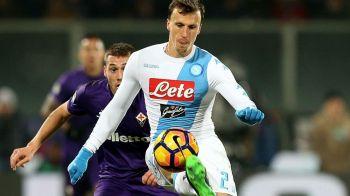 Oferta de 12.000.000 euro pentru Chiriches dupa meciul Fiorentina 3-4 Napoli! Fundasul a jucat doar 3 meciuri in sezonul trecut, dar are o supercota