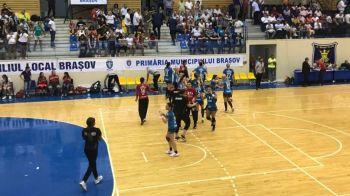 CSM Bucuresti si-a luat revansa in fata rivalei din Rm. Valcea. Emotii MAXIME cu Nora Mork: s-a accidentat inca de la primul meci
