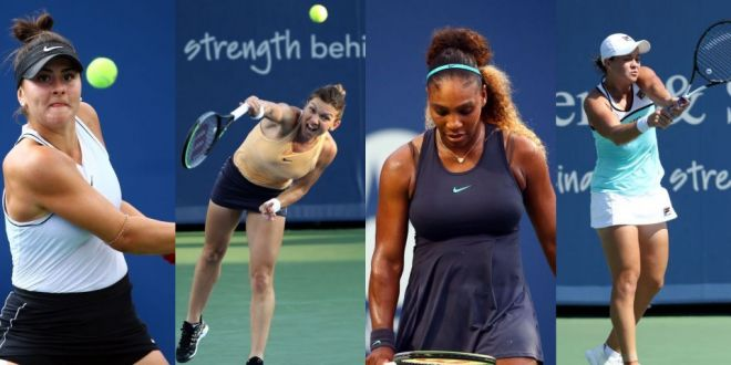 AVANCRONICA US OPEN 2019 | Cel mai imprevizibil turneu de Grand Slam din acest an pe tabloul feminin! Cine e in forma si are mari sanse la trofeu: situatia Simonei Halep