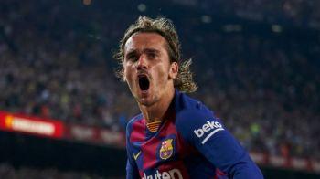 Griezmann, reactie GENIALA dupa ce a reusit primele goluri pe Camp Nou! Ce a spus despre Leo Messi