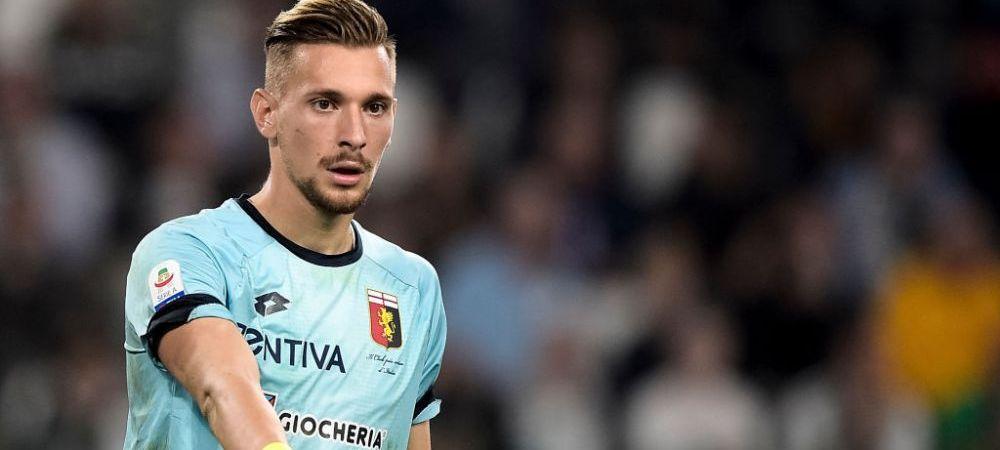 Italienii i-au dat NOTA lui Ionut Radu dupa cele trei goluri incasate cu AS Roma! Ce scriu despre evolutia romanului