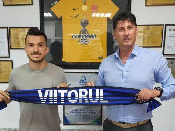 Viitorul a mai facut un transfer! Trebuia sa ajunga la Dinamo, dar s-a oprit la echipa lui Hagi