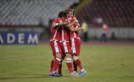 """DINAMO - HERMANNSTADT 3-0   Nistor, un gol si doua assisturi, Piscitelli a aparat un penalty! """"Cainii"""" urca pe 9, FCSB ajunge ultima in Liga 1"""