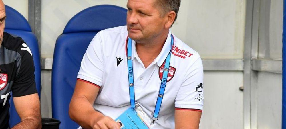 """DINAMO - HERMANNSTADT 3-0   """"Ce bine e sa castigi!!! Dar e un pas mic"""" Ce a spus Uhrin dupa prima victorie pe banca lui Dinamo"""