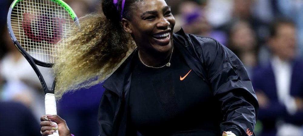 US OPEN 2019 | Sharapova, DISTRUSA de Serena Williams in cel mai asteptat meci al primului tur! Americanca s-a impus in doar 58 de minute