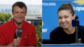 """Mats Wilander pariaza pe Simona Halep la US Open: """"Nimic nu o poate speria!"""" Analiza suedezului"""