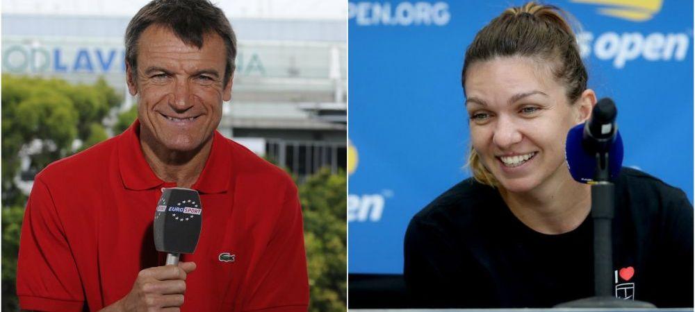 """Pana si strainii regreta ca Simona Halep nu e la US Open! Mats Wilander: """"Imi pare rau nu atat pentru turneu, cat pentru ea!"""""""