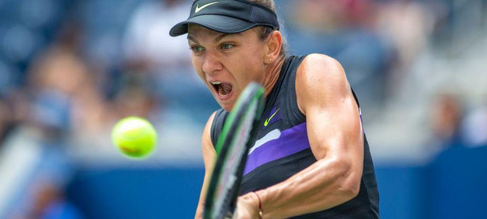 SIMONA HALEP - NICOLE GIBBS 6-3 3-6 6-2   Simona Halep se califica in turul 2 de la US Open dupa un meci de aproape 2 ore! A salvat 6 mingi de set, dar Gibbs a fost o adversara redutabila